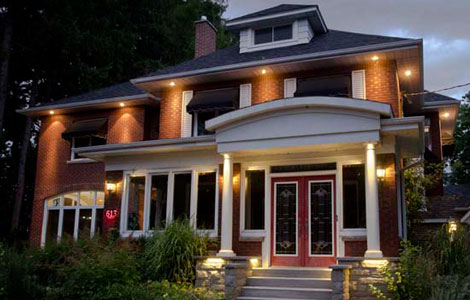 Exterior LED Soffit Lighting, Outside LED Soffit Lights