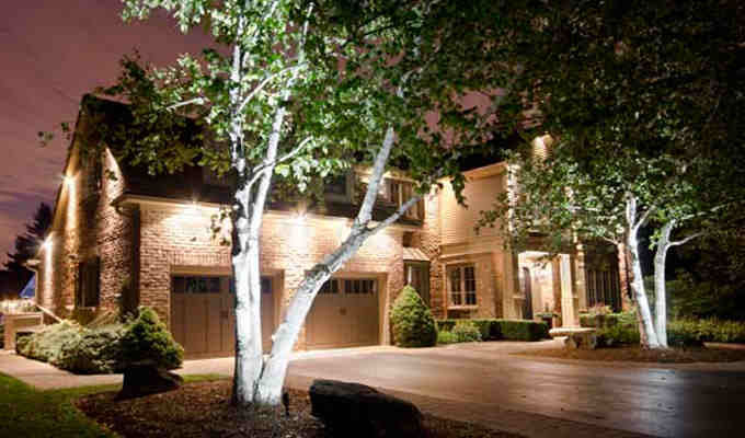 LED Outdoor Soffit Lighting, LED Exterior Soffit Lighting